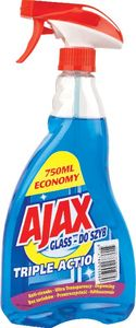 Čistilo Ajax, Fresh blue, za steklo, 750ml