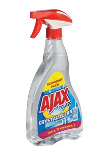 Čistilo Ajax, Crystal, za steklo, 750ml