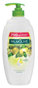 Tuš gel Palmolive, oliva pump, 750ml