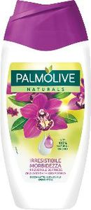 Gel za prhanje Palmolive, black orchid, 250ml