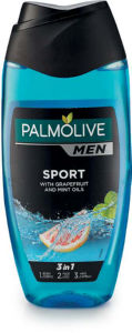 Tuš gel Palmolive, sport, revita.,2v1, 250ml