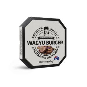 Burger Butcher Wagyu, zamrznjeno, 2×125 g