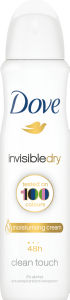 Dezodorant spray Dove, inv. dry,150ml