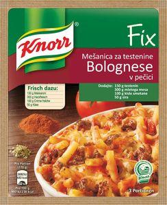 Mešanica Knorr Fix, za testenine v pečici, 52g