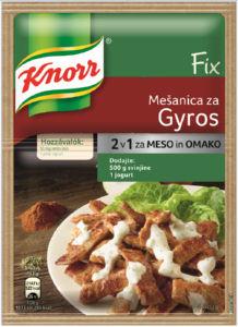 Knorr Fix mešanica Gyros, 40 g