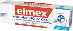 Zobna pasta Elmex professional, proti kariesu, 75ml