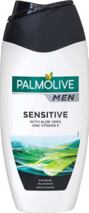 Tuš gel Palmolive, moški, Sensitive, 250ml