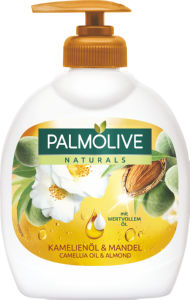 Milo Palmolive, tek., Naturals camellia,300ml