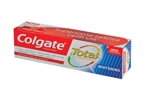 Zobna pasta Colgate, Total whitening, 100ml