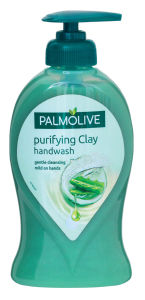 Milo Palmolive, tek., Clay aloe, 250ml