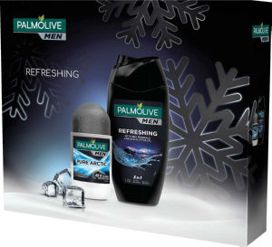 Darilni paket Palmolive, Men refreshing