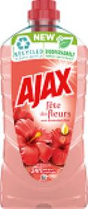 Čistilo Ajax, FDF hibiskus, 1l