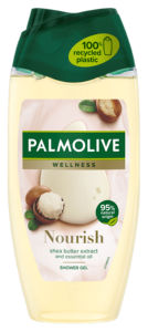 Gel za prhanje Palmolive, Wellness Nourish, 250 ml