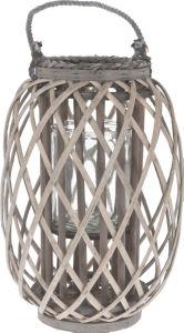 Lanterna v naravnem videzu, iz vrbovih vej, 400 x 260 mm
