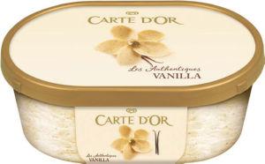 Sladoled Carte D'or, vanilija, 1000ml