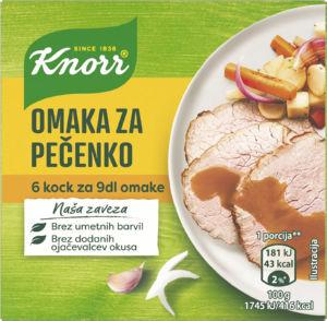 Omaka Knorr, pečenka, 78g
