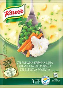 Juha Knorr, zelenjavna kremna, 54g