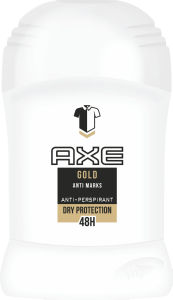 Deo.stick Axe, moš., Apa gold, 50ml