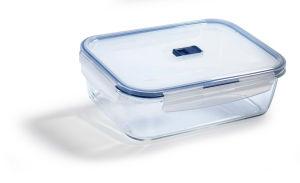 Doza Pure box, stekl., pravokotna, 197cl