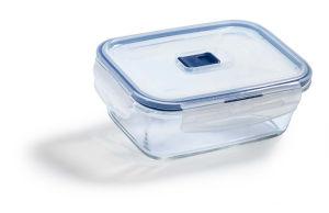 Doza Pure box, stekl., pravokotna, 82cl