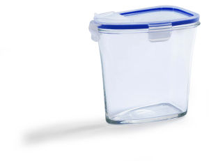 Doza Pure box, stekl., visoka, 145cl