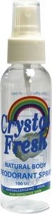 Dezodorant spray Crystal, fresh, 100ml