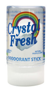 Dezodorant stick Crystal fresh, 110g