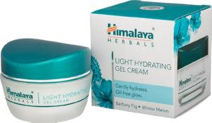 Gel krema Himalaya, lahka, hidratantna, 50g