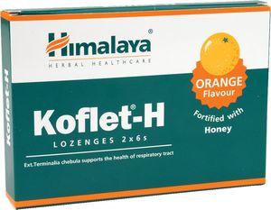 Pastile za grlo Himalaye, med, pomaranča, 33,6 g