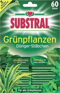 Gnojilo substral, palčke za zelene rastline