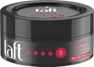 Vosek za lase Taft Power, 75ml