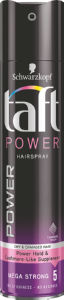 Lak za lase Taft, power cashmere, 250ml