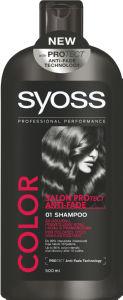 Šampon Syoss, color, 500ml
