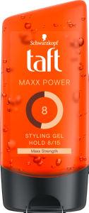 Gel za lase Taft Looks, max power, 150ml