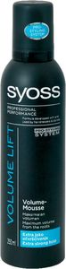Pena za lase Syoss, volumen lift, 250ml