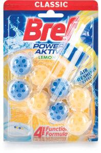Osvežilec Power aktiv, lemon, 2x50g