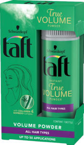 Prah za lase Taft, volume powder, 10g