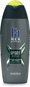 Gel za prhanje Fa, men, Xtreme sports, 400ml