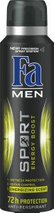 Dezodorant sprey Fa, men Sport, 150ml
