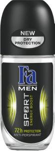 Dezodorant roll-on Fa men, Xtreme sport, 50ml