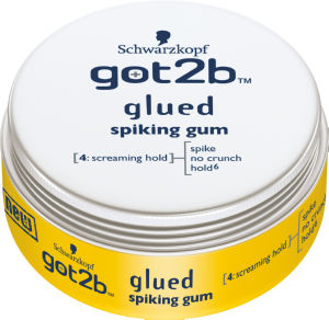 Vosek za lase Got2be, spiking glued, 75ml