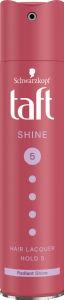 Lak za lase Taft, Shine-mega strong, 250 ml
