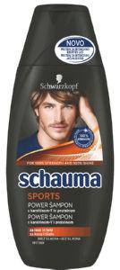 Šampon Schauma, men, sport, 250ml