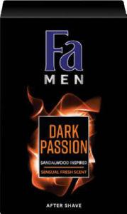 Losjon Fa po britju, dark passion, 100ml