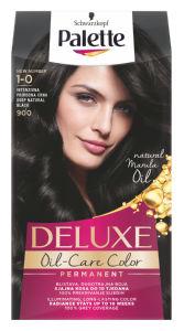 Barva za lase Palette deluxe, črna 900