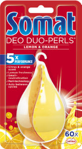 Tablete Somat, Deo pearls, lemon, orange, 17g