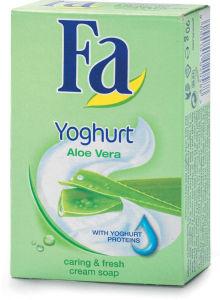 Milo Fa, Yoghurt, aloe vera, 90g