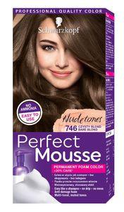 Barva za lase, Perfect mousse 746, nudes