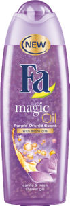 Gel za prhanje Fa, Magic oil, purple orchid, 250ml