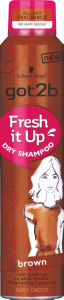 Šampon GOT2B, Dry, brown hair, 200ml